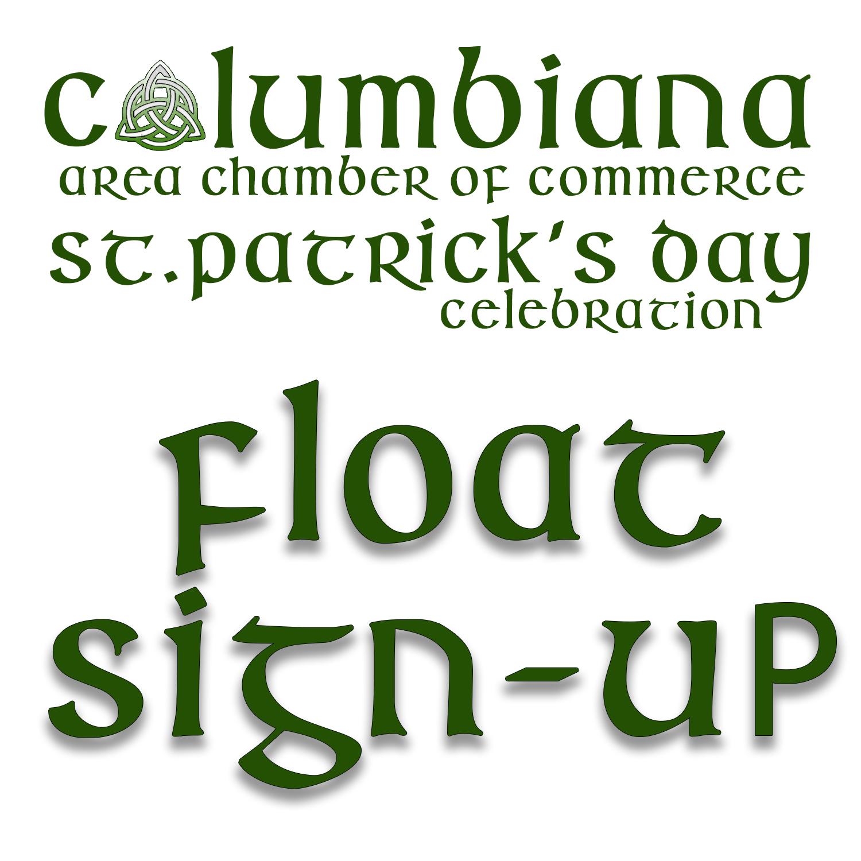 Parade Float Registration